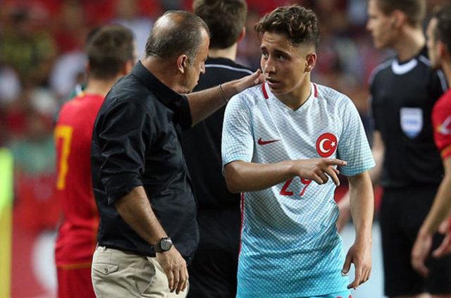 Türkiye Futbol Direktörü Fatih Terim, Emre Mor'un ardından bir gurbetçi yıldız Kerem Demirbay'ı da A Milli Takım'a kazandırdı