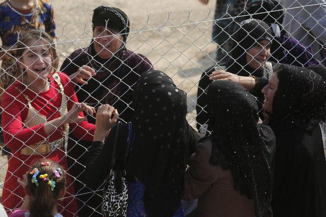Musul'da mutluluk gözyaşları!