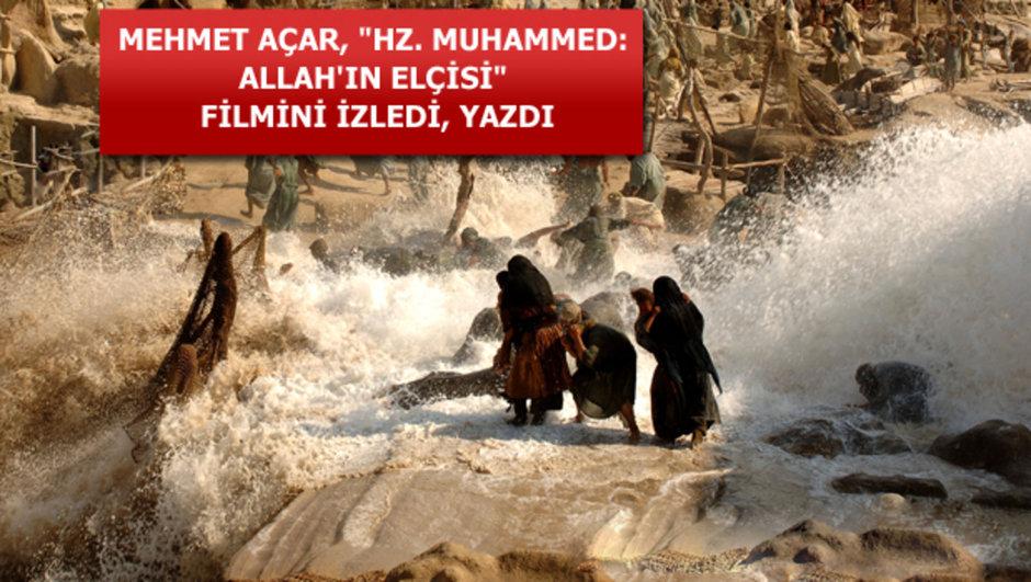 Hz. Muhammed: Allah'ın elçisi Mehmet Açar