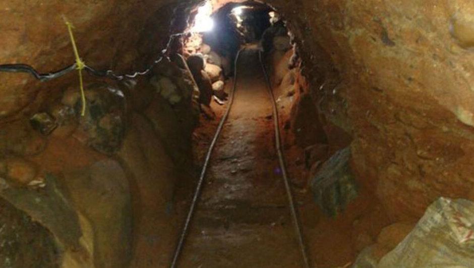 meksika abd tünel