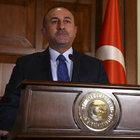 Dışişleri Bakanı Çavuşoğlu'ndan Fırat Kalkanı açıklaması