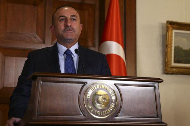 Çavuşoğlu'ndan kritik Fırat Kalkanı açıklaması!