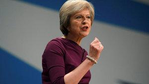 İngiltere Başbakanı May'in Brexit'ten endişeli olduğu iddiası