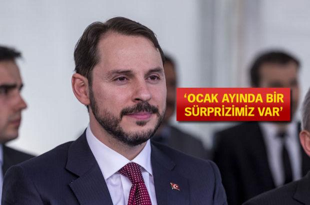 Enerji Bakanı Albayrak