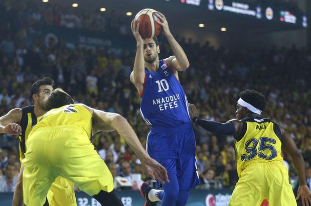 Furkan Korkmaz Anadolu Efes NBA