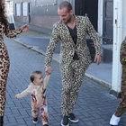 Sneijder'den oğlu Xess Xava'ya çılgın parti!