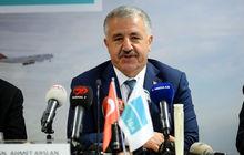 Bakan Arslan'dan Mahmutbey'i rahatlatacak devlet yolu açıklaması