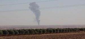 El Bab bölgesindeki DEAŞ hedefleri yerle bir edildi