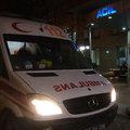 Yaralı 11 peşmerge Türkiye'ye getirildi