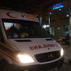 Yaralı 11 peşmerge tedavi için Türkiye'de