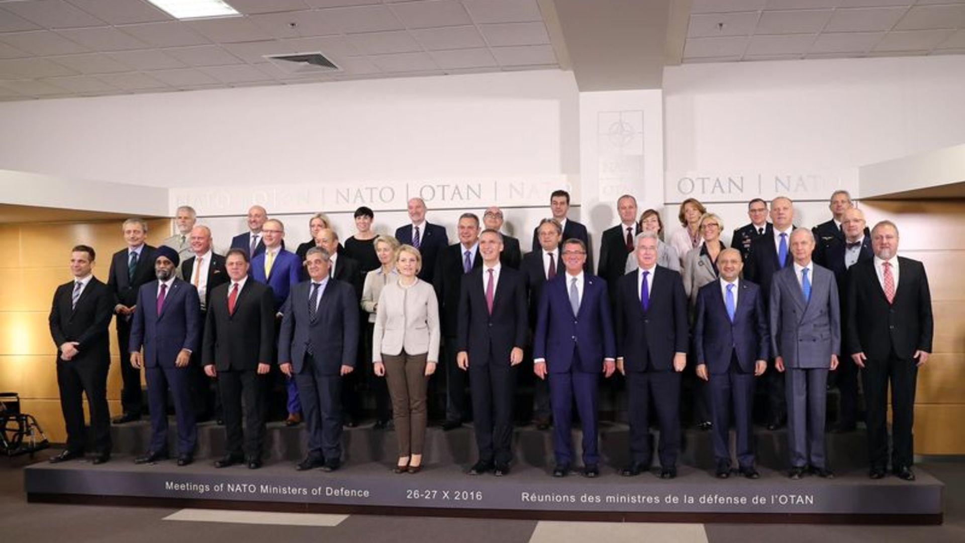 NATO Savunma Bakanları Toplantısı ile ilgili görsel sonucu