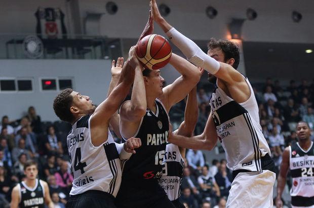 Beşiktaş Sompo Japan: 77 - Partizan: 62