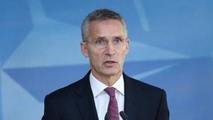 NATO Genel Sekreteri Stoltenberg: Rusya'nın davranışından kaygı duyuyoruz