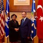 Bakan Bozdağ ABD Adalet Bakanı Lynch ile görüştü