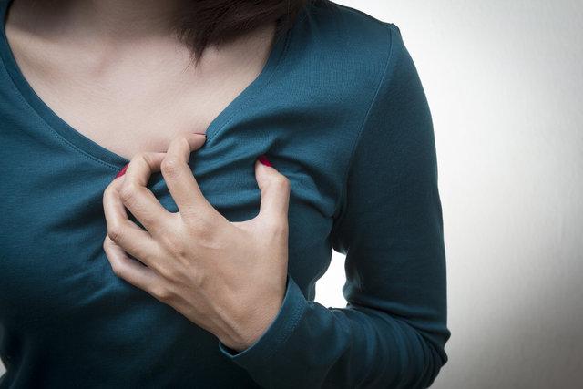 Menopoz kalp hastalığı riskini artırıyor