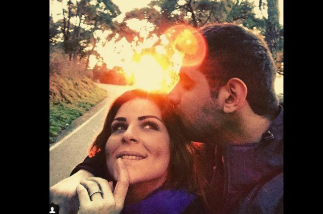 Pelin Öztekin ve Kıvanç Arslan'dan 'evlilik' açıklaması