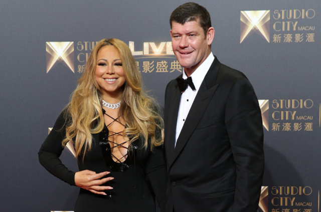Mariah Carey ve James Packer ayrıldı