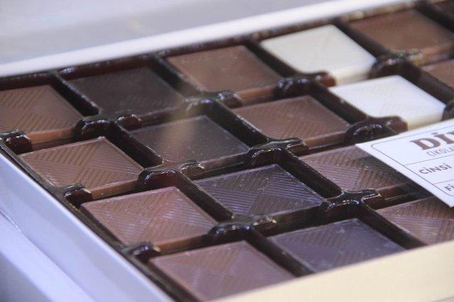 Gribe karşı bitter çikolata