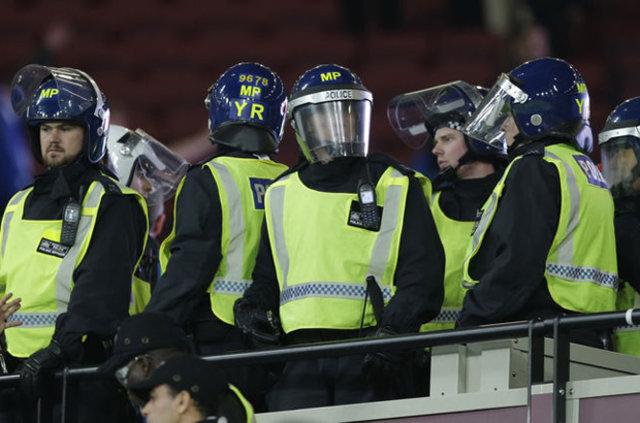 West Ham United - Chelsea maçında kavga çıktı
