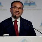 Adalet Bakanı Bozdağ ABD'de konuştu