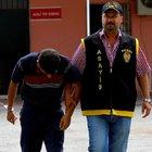 Adana'da birden fazla suç kaydı olan kapkaçcı yakalandı