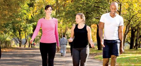 Haftada 5 gün 150 dakika yürü... Diyabet riskini yüzde 25 azalt!