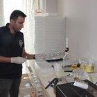 İstanbul'da sahte ilaç üreten bir şebeke çökertildi