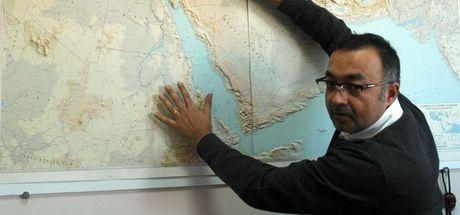 """Marmara Bölgesinde her an deprem olabilir"""