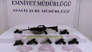 İstanbul'da hırsızlık operasyonu