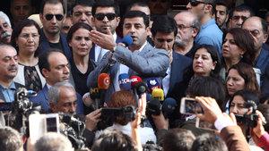 Selahattin Demirtaş'tan Gültan Kışanak açıklaması