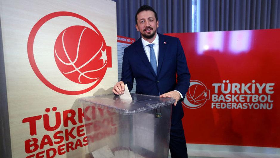 Hidayet Türkoğlu TBF Ergin Ataman
