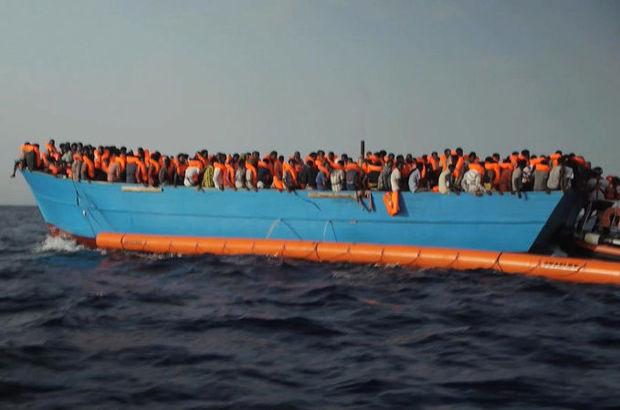Libya'da yine göçmen faciası! 90'dan fazla ölü...