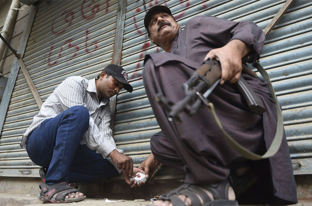 Pakistan alkol yasağı