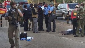 Kenya'da Amerikan Büyükelçiliğine saldırı girişimi
