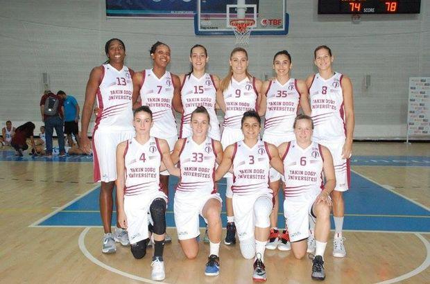 Olympiakos: 53 - Yakın Doğu Üniversitesi BGD: 55