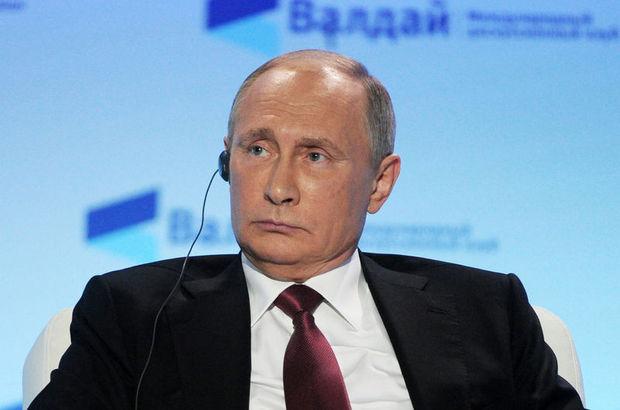 Vladimir Putin: ABD Başkanı ile şahsi anlaşmalarımız başarılı olmadı