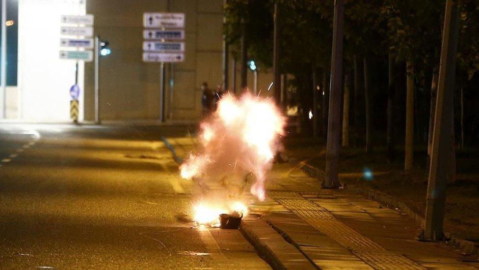 Ankara şüpheli çanta CHP Genel Merkezi