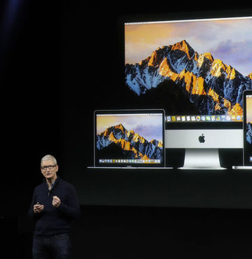 Apple sürprizleri arka arkaya açıkladı