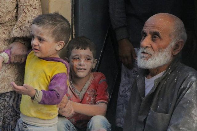 Halep'in çocukları 12 yaşında intiharı seçiyor