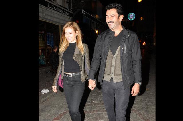 Kenan İmirzalıoğlu-Sinem Kobal ve Burak Özçivit-Fahriye Evcen çifti sarmaş dolaş