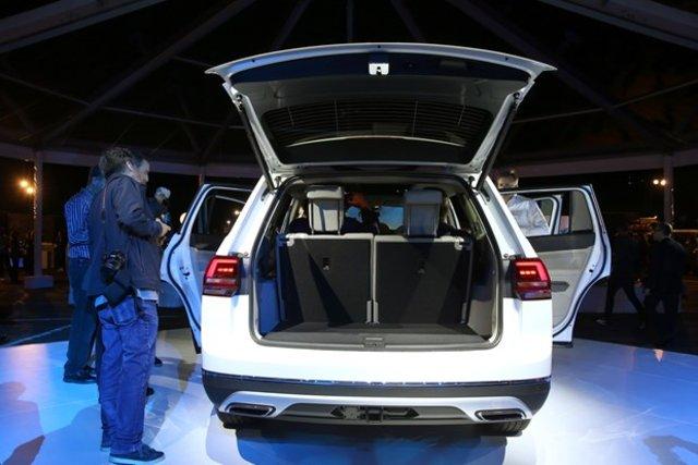 Volkswagen Atlas tanıtıldı!