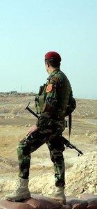 """""""DEAŞ, Musul'da daha önceki savaşlarında hiç kullanmadığı ağır silahlarla saldırdı"""""""