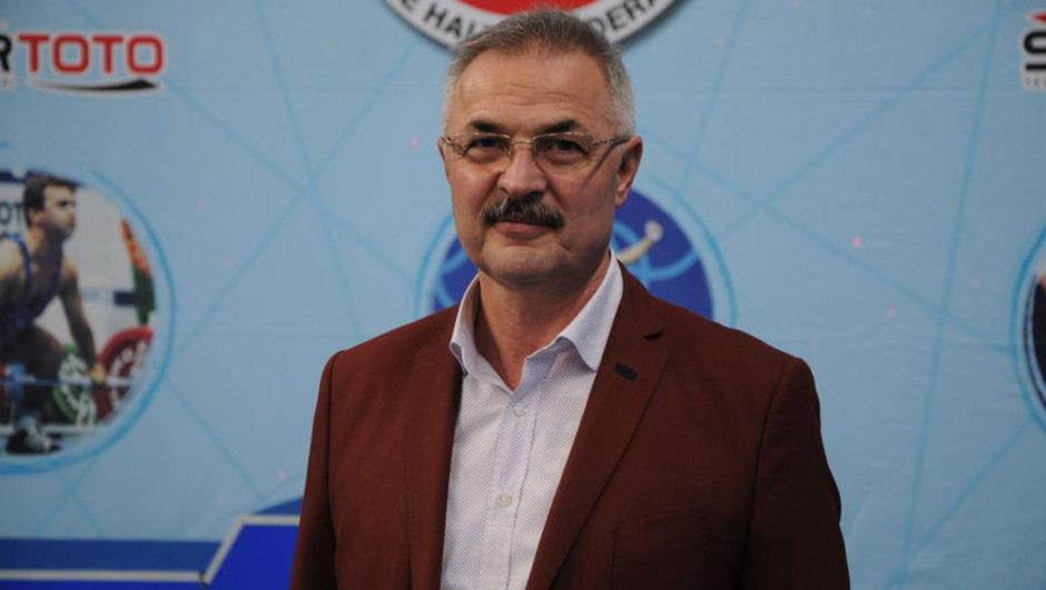 Tamer Taşpınar Türkiye Halter Federasyonu