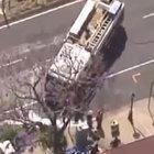 Avustralya'da bir yolcu, otobüs şoförünü yakarak öldürdü