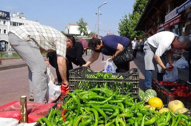 Meyve sebze üretimi