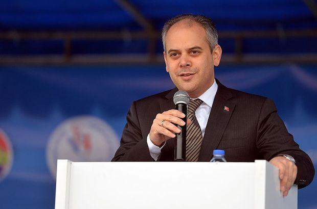 Gençlik ve Spor Bakanı Akif Çağatay Kılıç 29 Ekim Cumhuriyet Bayramı