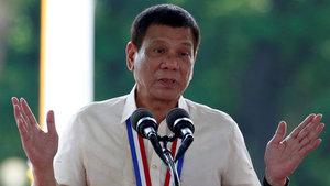 Filipinler Devlet Başkanı Duterte, bir daha küfür etmemeye söz verdi