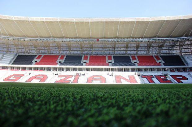 Gaziantep Arena Fatma Şahin
