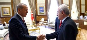 Cumhurbaşkanı Erdoğan, Kılıçdaroğlu'na yönelik şikayetinden vazgeçti