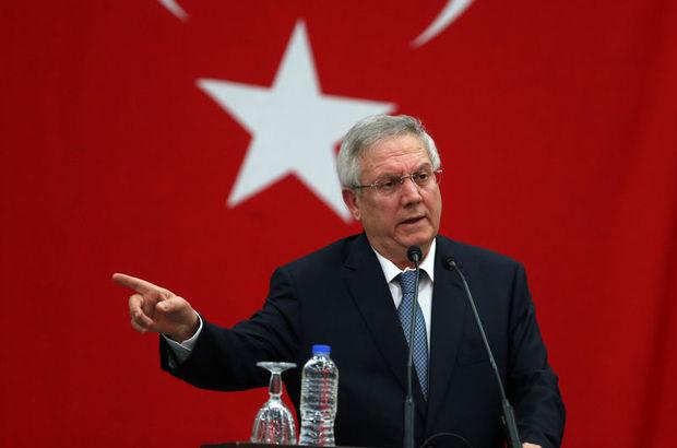 Fenerbahçe Aziz Yıldırım istifa